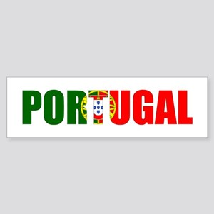 Portugal Sticker (Bumper)