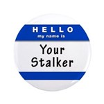 Hello My Name Is: Your Stalker 3.5