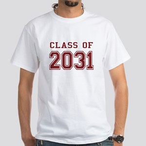 Class of 2031 (Red) T-Shirt