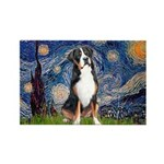 Starry Night / GSMD Rectangle Magnet (10 pack)