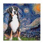 Starry Night / GSMD Tile Coaster