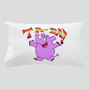 Tada! Elephant Pillow Case