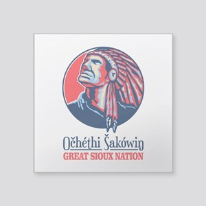 Great Sioux Nation Sticker