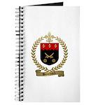 BOUCHARD Family Crest Journal
