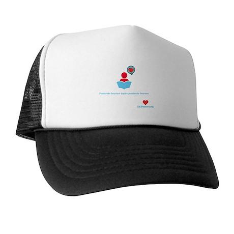 Passion Teachers Trucker Hat