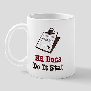 Funny Doctor ER Doc Mug