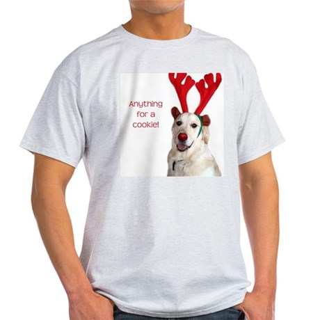 Rudolph the Red-Nosed Retriev Light T-Shirt