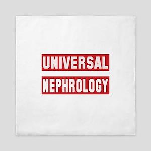 Universal Nephrology Queen Duvet