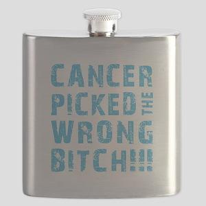 WRONG BITCH! Flask
