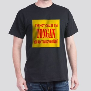 hot Tongan Dark T-Shirt