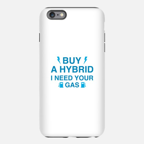 Buy A Hybrid iPhone Plus 6 Tough Case