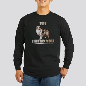 Australian Shepherd Long Sleeve T-Shirt