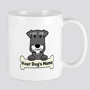 Personalized Mini Schnauzer Mug
