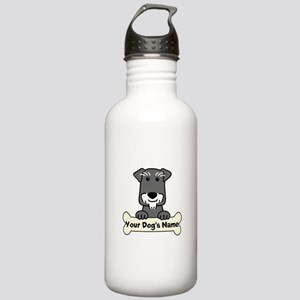 Personalized Mini Schn Stainless Water Bottle 1.0L