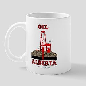 Oil Alberta Mug