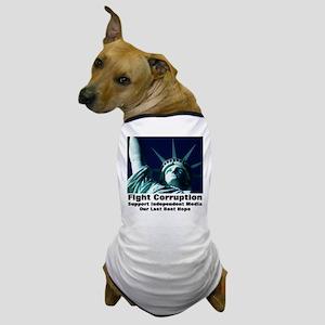 Support Independent Media Dog T-Shirt
