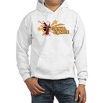 Can't Dance Hooded Sweatshirt
