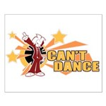 Can't Dance Small Poster