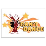 Can't Dance Large Poster