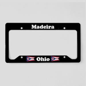 Madeira OH - LPF License Plate Holder
