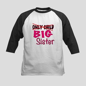 New Big Sister Announcement Baseball Jersey