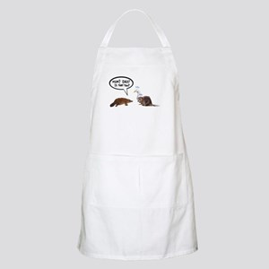 platypus awkward encounter Apron