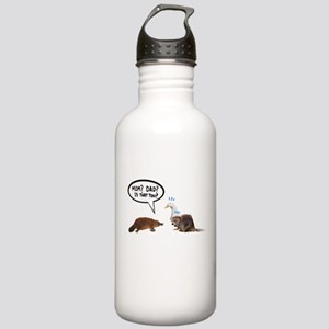platypus awkward encou Stainless Water Bottle 1.0L