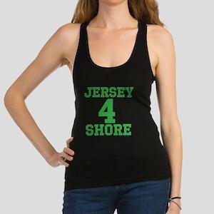 JERSEY 4 SHORE Racerback Tank Top