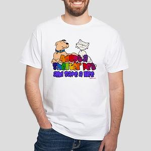 adoptshelterpetsq T-Shirt