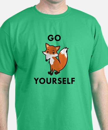 Go Fox Yourself T-Shirt