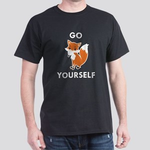 Go Fox Yourself Dark T-Shirt