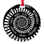 Days of The Week Ornament