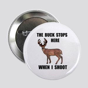 "BUCK STOPS HERE 2.25"" Button"