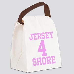 JERSEY 4 SHORE Canvas Lunch Bag