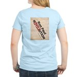 Ron Paul Constitution Women's Light T-Shirt