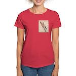 Ron Paul Constitution Women's Dark T-Shirt