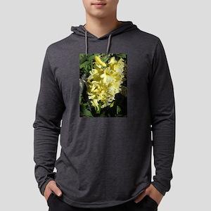 yellow hyacinth 2 Long Sleeve T-Shirt