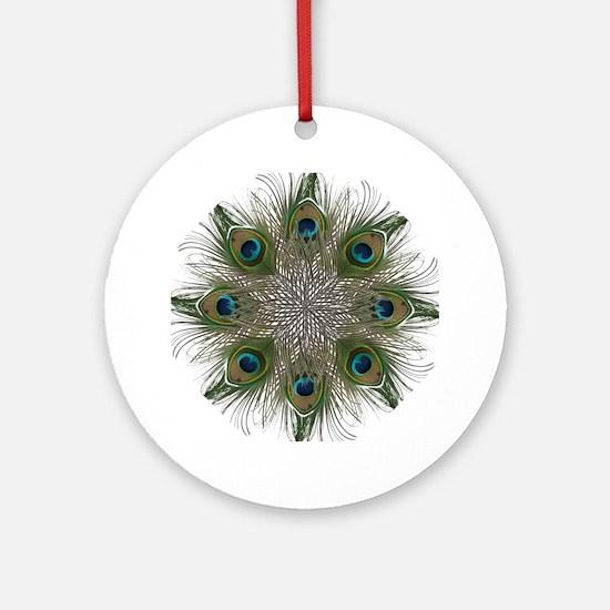 """""""Eyes of Ishtar"""" Ornament (Round)"""