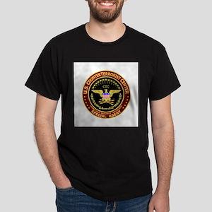 Counter Terrorist CTC Ash Grey T-Shirt