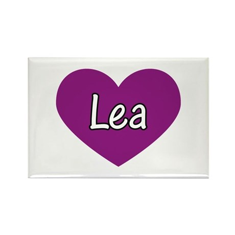 Lea Rectangle Magnet (10 pack)