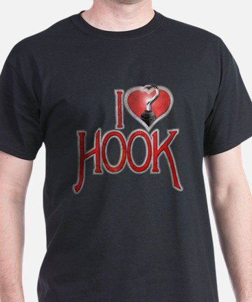 I Heart Hook T-Shirt