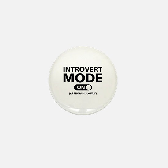 Introvert Mode On Mini Button