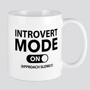 Introvert Mode On Mug