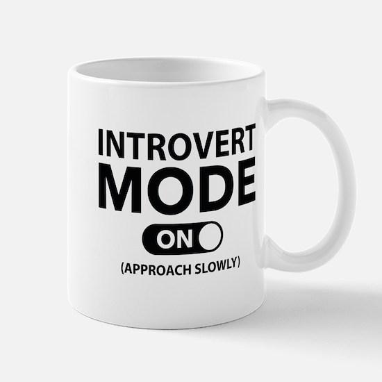 Introvert Mode On Mug