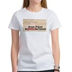 Ron Paul Preamble-C Women's T-Shirt