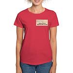 Ron Paul Preamble-C Women's Dark T-Shirt