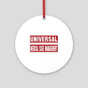 Universal Universal Medical Laborat Round Ornament