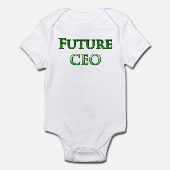 futureceo-greenbevel Body Suit