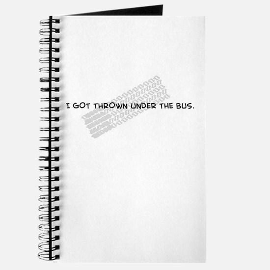 underthebus10x10.jpg Journal