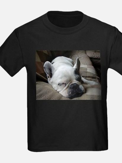 Pied French Bulldog T-Shirt